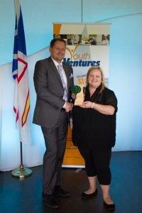 Jennifer Bennett, Mentor of the Year