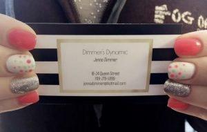 Jenna Business Card